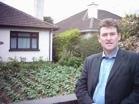 Urban farming. Stephen O'Shea Independent Candidate Dundrum Locl Elections